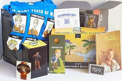 """Firefly Loot Crate - Cargo Crate #4 """"Leaf on the Wind"""" Hoban Wash 3XL BRAND NEW"""