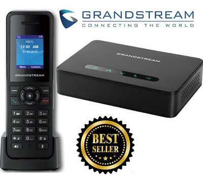 Grandstream Cordless DECT NBN VoIP Phone & Base Station