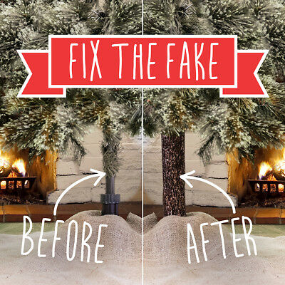 The Christmas Tree Hugger Gives Any Artificial Christmas Tree A Holiday Makeover
