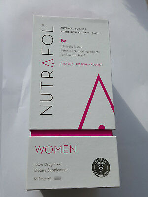Nutrafol For Women Hair Loss Supplement - 120 Capsules