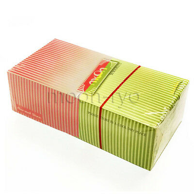 1 box 50 Booklets Moon Combo Cigarette Rolling Papers 70*36mm 2500 Leaves