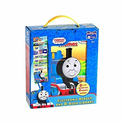Thomas & Friends Me Reader – Electronic Reader and 8-Book Library