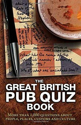 Great British Pub Quiz Book, The