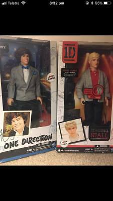 Harry and Niall / One Direction Doll