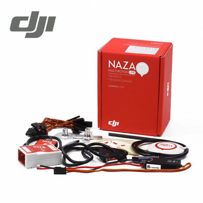 DJI Naza-M Lite Mulitcopter Drone Flight Controller (With GPS) Fly Control Combo