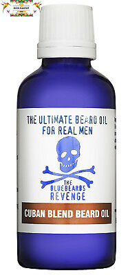 The Bluebeards Revenge Cuban Blend Huile à barbe 50 ml