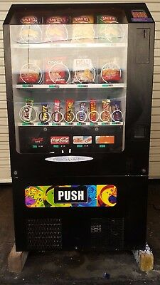 Snackmate Combo……drink & Snack Combo Vending Machine..price Reduced....$1699..