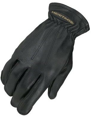(9, Black) - Heritage Trail Glove. Heritage Products. Free Delivery