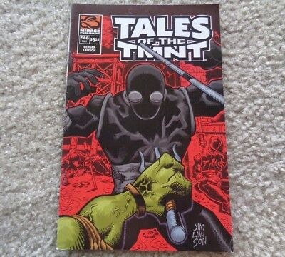 Mirage Comics Tales of the TMNT Berger Lawson May. 2008 No. 46
