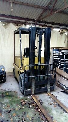 Coventry climax forklift
