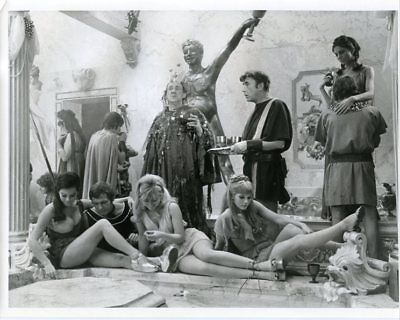Up Pompeii - Frankie Howerd - Vintage  Photo With Snype #6