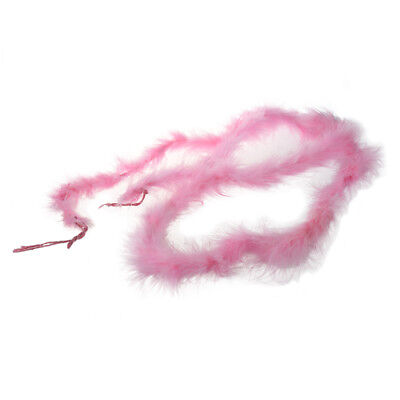 6 foot marabou feather boa for Diva Night Tea Party Wedding - Pink S*