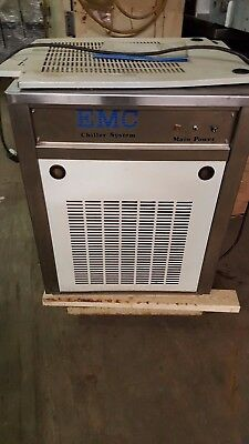 Emc - 1/4 Ton Chiller Water Cooled Chiller - Reduced!!!!!!