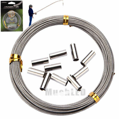 32FT Steel cable Fish tape Electric Wire Cable line puller in high Retail case