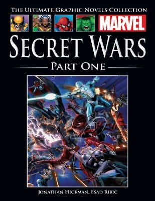Marvel Ultimate Graphic Novels Collection Issue 149 Secret Wars Part One