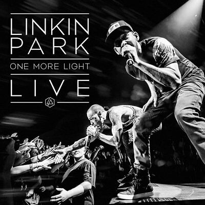 LINKIN PARK ONE MORE LIGHT LIVE CD (Released December 15th 2017)