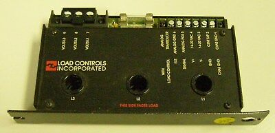 Load Controls, Inc #PH-3-HG Power Cell Transducer