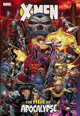 X-Men Age of Apocalypse Omnibus * Brand New Sealed * $125 MSRP * FREE SHIPPING!