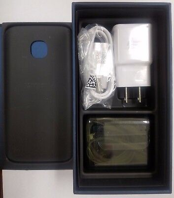 Samsung Galaxy S7 Edge G935V 32GB Black ONXY OEM Box With Accessories NO Phone