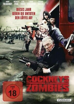 Cockneys vs Zombies - DVD - NEU&OVP (FSK18)