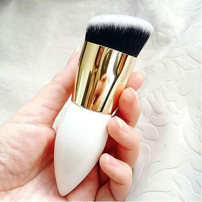 Soft Coarse Rods Make Up Brushes Face Powder Brush Contour Tool Travel Home Use
