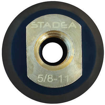 """Stadea 2 inch Rubber Backing Pad Backer Pad with 5/8"""" 11 Thread"""