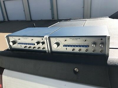 (Lot Of 2) Energy Concepts Function Generator 40600