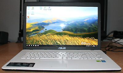 Ordinateur portable Asus X751L Intel Core I7-5500 2.4Ghz 8GB 1TB