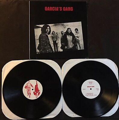Grateful Dead - Garcia's Gang -Jerry Garcia 2x LP Vinyl 1971