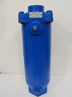 "GA Industries 942, 2""x 2"" ""Duo-Matic"" Sewage Combination Air Valve & Release"