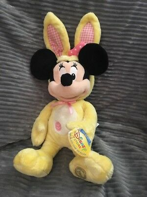 Disney Store Easter Minnie Mouse - With Tag