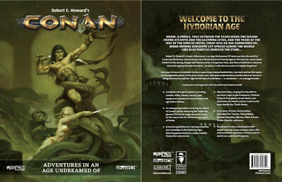 Conan Roleplaying Game: Adventures In An Age Undreamed Of