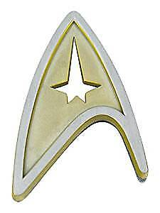 Pin - Star Trek Beyond - Magnetic Insignia Badge - Command str-0094