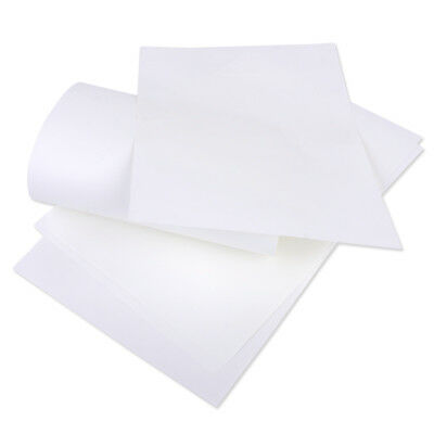 5Pcs A4 Size Inkjet Heat T-shirt Transfer Paper Iron On Light Fabric Color Print