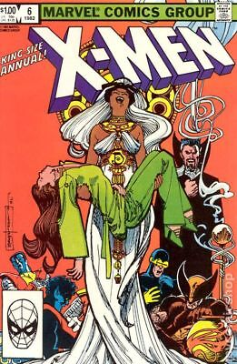 Uncanny X-Men Annual #6 (1982) Marvel Comics