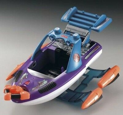Rescue Heroes Quick Response Hydrofoil. Fisher-Price. Shipping Included