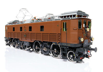 Kiss 1 Gauge Electric Locomotive Be 4/6 Digital Sound 510220 New Condition OVP