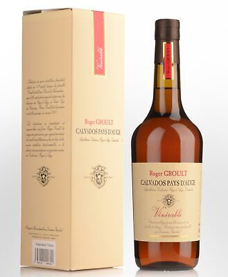 Roger Groult Venerable 25 Year Old Calvados Apple Brandy (700ml)