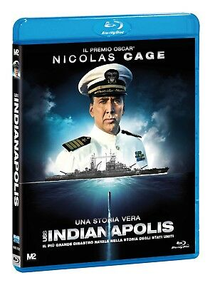 Uss Indianapolis (Blu Ray Nuovo)