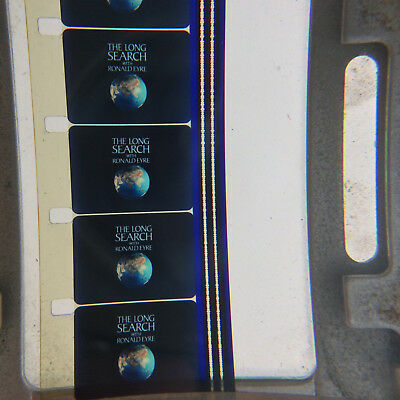 16mm film THE LONG SEARCH 300 MILLION GODS 70s BBC TV Hinduism documentary LPP