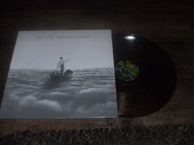 Ultra Rare 33T Disque Couleur Pink Floyd The Endless River Outtakes/mint