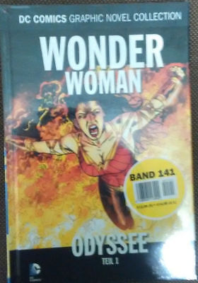DC Comics Graphic Novel Collection 141 . Wonderwoman Odysse Teil 1