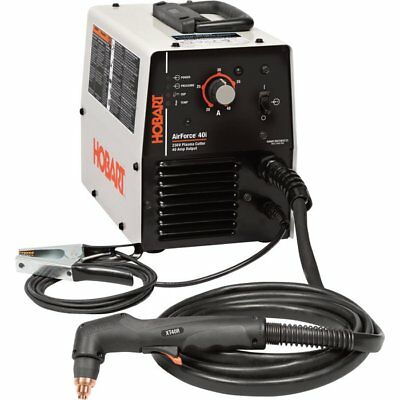 NEW !!! Hobart AirForce 40i Plasma Cutter 230V, 40 Amp 500566 - FREE SHIPPING
