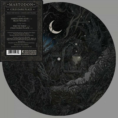 Mastodon ‎– Cold Dark Place Pictured 10'' Vinyl LP NEW!