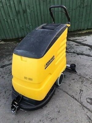 Karcher Bd 530 Mains  Scrubber Dryer - Reconditioned