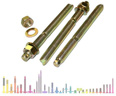 M8, M10, M12, M16, M20 Chemical Resin Anchor Fixing Studs Rod/Nuts/Washers