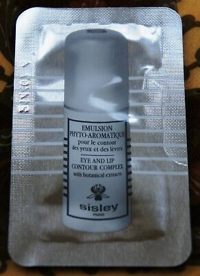 Sisley Eye and Lip Contour Complex with Botanical Extracts 1.5ml Sample New