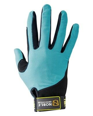 (9, Aqua Sky) - Noble Outfitters Perfect Fit Mesh Glove. Delivery is Free