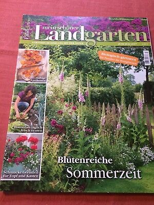 zeitschrift mein sch ner landgarten dez 2016 januar 2017. Black Bedroom Furniture Sets. Home Design Ideas