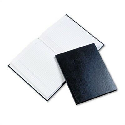Business Notebook w/Blue Cover, College Rule, 9 1/4 x 7 1/4, 192 Sheet Pad